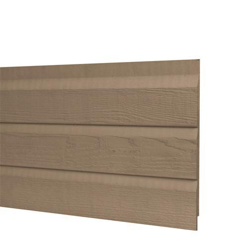 Lp smartside 1 2 x 12 x 16 39 prefinished engineered for Engineered wood siding panels