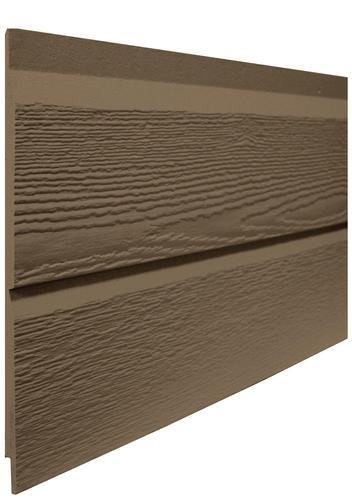 Lp smartside 1 2 x 16 x 16 39 prefinished engineered for Lp engineered wood siding