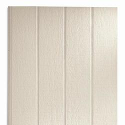 "LP® SmartSide® 7/16"" x 4' x 9' Grooved 8"" O.C. Fiber Panel Siding"