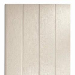 "LP® SmartSide® 19/32"" x 4' x 9' Grooved 8"" O.C. Strand Panel Siding"
