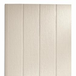 "LP® SmartSide® 7/16"" x 4' x 10' Grooved 8"" O.C. Strand Panel Siding"