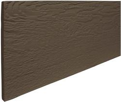 "LP® SmartSide® 3/8"" x 8"" x 16' Prefinished Engineered Textured Wood Lap Siding 15 Yr Paint Warranty"