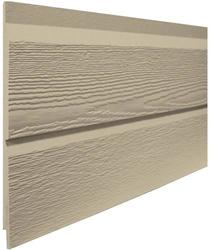"LP® SmartSide® 1/2"" x 12"" x 16' Prefinished Engineered Wood Double 5"" Dutch Lap Siding 15 Yr Paint Warranty"