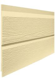 "LP® SmartSide® 1/2"" x 16"" x 16' Prefinished Engineered Wood Bold Double 8"" Dutch Lap Siding 15 Yr Paint Warranty"