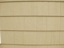 "LP® Primed SmartSide® 7/16"" x 12"" x 48"" Engineered Wood Reversible Shake Siding"