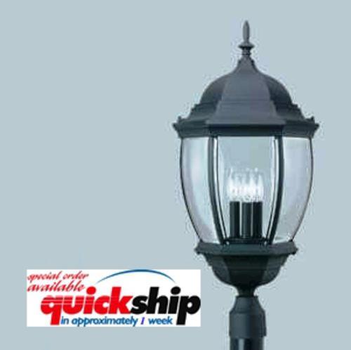 Covington 3-Light Outdoor Post Lantern At Menards®