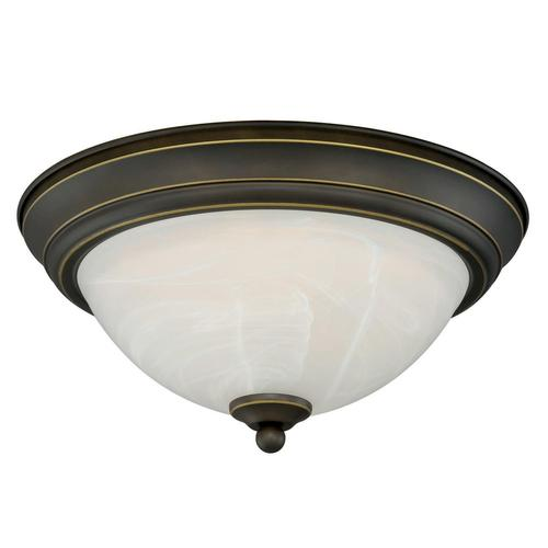 "Payton LED 13""Oil Rubbed Bronze Ceiling Light At Menards®"