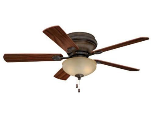Turn The Century Camden 42in Aged Walnut Ceiling Fan