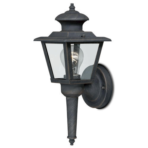 Menards Outdoor Wall Lamps : Colonial II 1-Light 13.375