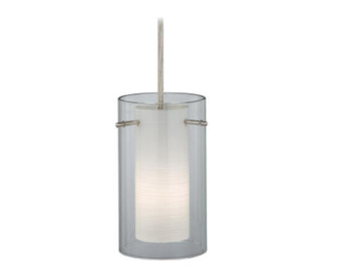 Mini Pendant Lights Menards : Christina light quot satin nickel mini pendant at menards?