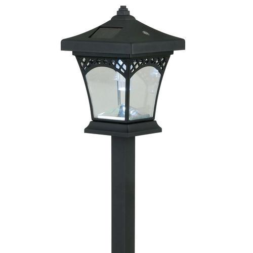 Patriot Lightingu00ae Wynwood 4 Pack Solar Path Light at Menardsu00ae