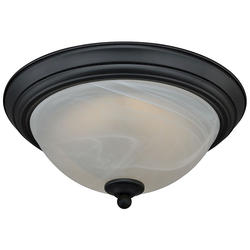"Payton 11"" Oil Rubbed Bronze 60-pc LED Ceiling Light"