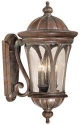 "Cambria 5-Light 29"" Royal Bronze Outdoor Wall Light"