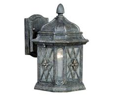 "Chelsea 3-Light 11.75"" Vintage Patina Outdoor Wall Light"