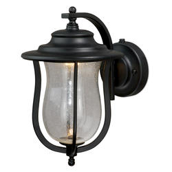 "Bryant LED 13.5"" Oil Rubbed Bronze Photocell Dusk to Dawn Outdoor Wall Light"