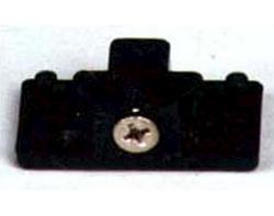 Black End Cap
