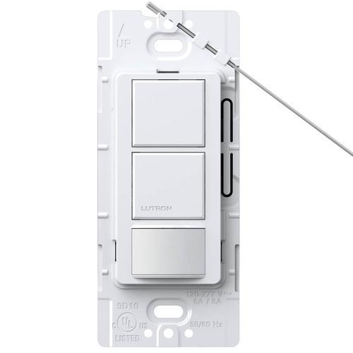 lutron maestro 174 6 amp single pole dual circuit occupancy sensing switch at menards 174