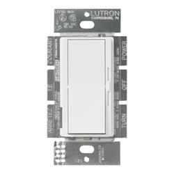 Lutron Diva; 450-Watt Single-Pole Magnetic Low-Voltage Dimmer