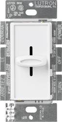 Lutron Skylark; White 1,000-Watt Single-Pole Dimmer