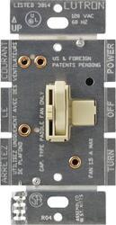 Lutron Toggler® 1.5-Amp Single-Pole/3-Way 3-Speed Fan Control