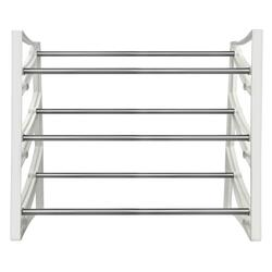 9-Pair Shoe Rack
