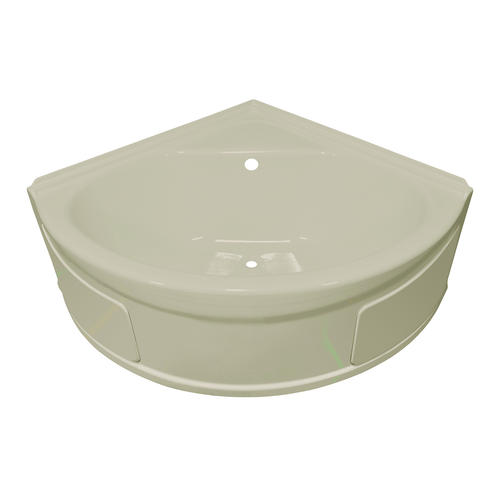 Lyons sea wave v heated soaking bathtub at menards for Lyons whirlpool tub