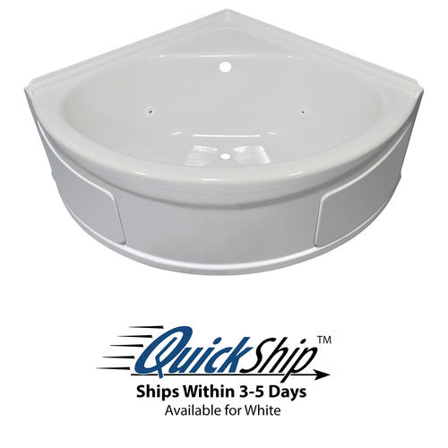 lyons sea wave v whirlpool corner bathtub