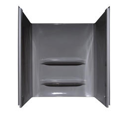 "Lyons Elite™ 48"" x 34"" x 53"" Shower Wall"