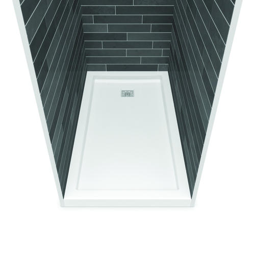 Maax 174 B3 Square 60 Quot X 32 Quot Alcove Deep Installation Shower
