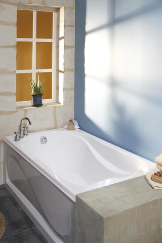maax cocoon 66 x 36 soaker bathtub at menards