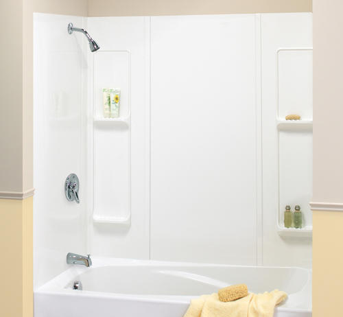 "Maax® 59"" Elan Tub Wall Kit At Menards®"