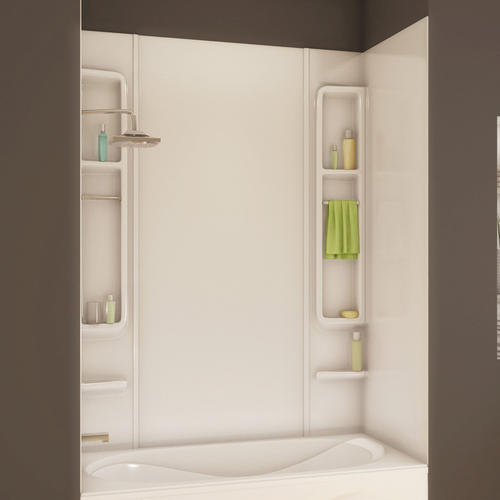 Maax 80 Finesse 5 Piece Tub Wall Kit At Menards