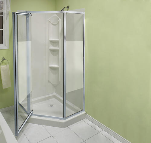 Maax 174 38 Quot Summit Neo Angle Shower Kit At Menards 174