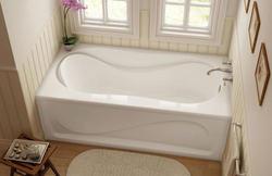 """Maax® Cocoon 60"""" x 30"""" IFS Soaker Bathtub -Right Drain"""