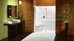 Maax® BFS-6036F Shower ADA Compliant Package (Seat on LEFT)