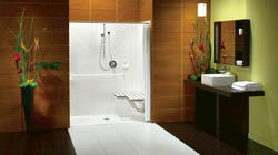 Maax® BFS-6036F Shower ADA Compliant Package (Seat on RIGHT)