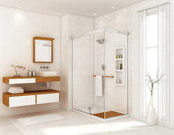 Maax® Evidence Walk-In Corner Enclosure - Right Entry