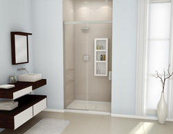 "Maax® Evidence 48"" x 36"" A - Alcove Shower Base (Center Drain)"