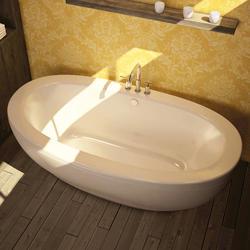 Maax® Reverie Freestanding Oval Tub  -Center Drain