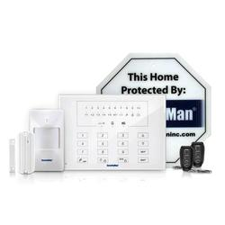 Economy Kit of D.I.Y. Wireless Smart Home Alarm System