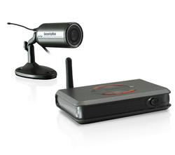 Wi-Fi Interference Free Wireless Bullet Color Cameras