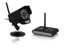 Digital Wireless Camera with PIR Motion Sensor and More