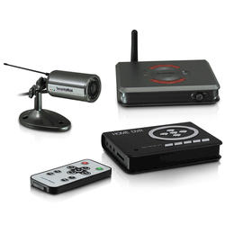 1 Outdoor Wireless Camera System Kit