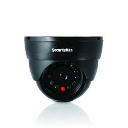 Dummy Indoor Dome Decoy Camera with LED