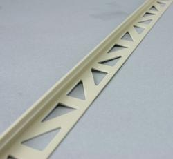 "MD Building Products 1/4"" PVC L-Shaped Ceramic Tile Edging 96"""