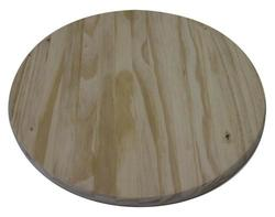 "18"" Edge-Glued Round Panel"