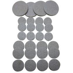 Magic Sliders® 36-Piece Heavy-Duty Felt Pads Value Pack in Oatmeal