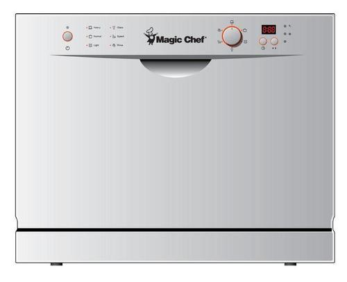 Large Countertop Dishwasher : Magic Chef Portable Countertop Dishwasher at Menards?