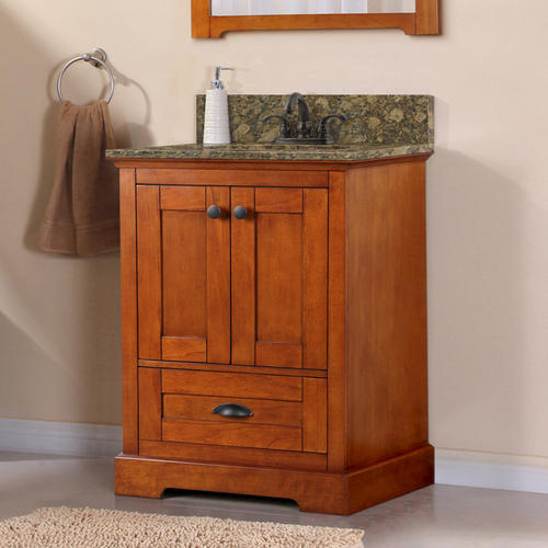 "Magick Woods 24"" Wallace Collection Vanity Base At Menards®"