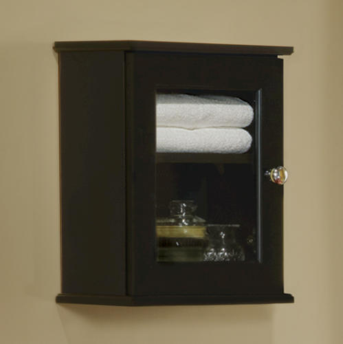 Magick woods 14 concord collection wall cabinet - Menards bathroom wall cabinets ...